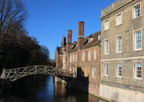 queenscollege - cambridge - bridge