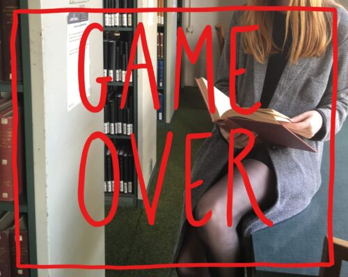 gameover - library - read